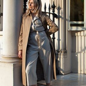 Aquascutum Classic lined Trench Coat
